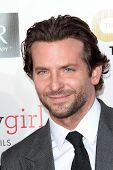 Bradley Cooper  at the 18th Annual Critics' Choice Movie Awards Arrivals, Barker Hangar, Santa Monic
