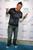Mike Mizanin at the party celebrating the launch of Nintendo's Game Console Wii. Boulevard 3, Los Angeles, California. November 16, 2006.