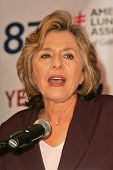 Senator Barbara Boxer at a Rally Supporting Proposition 87. United Teachers Los Angeles, Los Angeles, California. November 2, 2006.