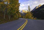 road to maroon bells colorado
