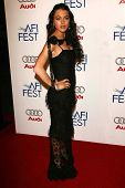 Lindsay Lohan at the AFI Fest 2006 Opening Night Premiere of