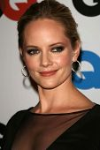 LOS ANGELES - NOVEMBER 29: Marley Shelton at the GQ Man of the Year Awards at Sunset Tower Hotel Nov
