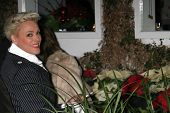 BEVERLY HILLS - DECEMBER 06: Brigitte Nielsen at the Calabasas 2 Year Anniversary Party on December 6, 2006 at Fred Segal Mauro's Cafe in Beverly Hills, CA.