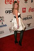 LOS ANGELES - DECEMBER 31: Jennifer Tisdale at the Gridlock New Years Eve 2007 Party on December 31,