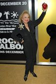 HOLLYWOOD - DECEMBER 13: Carol Connors at the world premiere of
