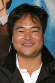 Ken Katsumoto at the premiere of