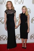 Nicole Kidman, Naomi Watts at the 24th Annual Producers Guild Awards, Beverly Hilton, Beverly Hills, CA 01-26-13