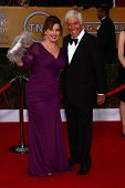 Dick Van Dyke at the 19th Annual Screen Actors Guild Awards Arrivals, Shrine Auditorium, Los Angeles, CA 01-27-13