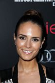 Jordana Brewster at the Entertainment Weekly Pre-SAG Party, Chateau Marmont, West Hollywood, CA 01-26-13