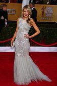 Katrina Bowden at the 19th Annual Screen Actors Guild Awards Arrivals, Shrine Auditorium, Los Angele