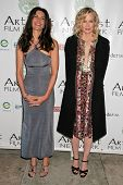LOS ANGELES - NOVEMBER 12: Hilary Shepard and Daryl Hannah at the 2006 Artivists Awards at Egyptian