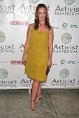 LOS ANGELES - NOVEMBER 12: Jenny Arnold at the 2006 Artivists Awards at Egyptian Theatre November 12, 2006 in Hollywood, CA.
