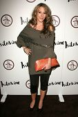 LOS ANGELES - NOVEMBER 02: Haylie Duff at the Grand Opening of