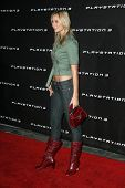LOS ANGELES - OCTOBER 08: Stacey Keibler at the Playstation 3 Launch Party October 08, 2006 in 9900 Wilshire Blvd, Beverly Hills, CA.