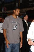 HOLLYWOOD - JULY 26: Tim Duncan at the Premiere Of