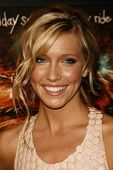 Katie Cassidy at the Los Angeles Premiere of