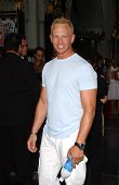 HOLLYWOOD - JULY 26: Ian Ziering at the Premiere Of