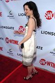 HOLLYWOOD - JULY 19: Mary-Louise Parker at the season two premiere of
