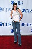 PASADENA - JULY 15: Pauley Perrette at CBS's TCA Press Tour at The Rose Bowl on July 15, 2006 in Pasadena, CA.