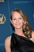 Helen Hunt at the 65th Annual Directors Guild Of America Awards Press Room, Dolby Theater, Hollywood, CA 02-02-13