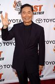 STUDIO CITY, CA - AUGUST 13: George Takei at