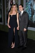 Sola Harrison, Dhani Harrison at the