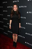Kate del Castillo at Delta Airline's Celebration of LA's Music Industry, Getty House, Los Angeles, C
