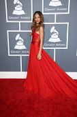 Rihanna at the 55th Annual GRAMMY Awards, Staples Center, Los Angeles, CA 02-10-13