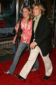 WESTWOOD - JULY 17: Haley Joel Osment and Emily Osment at the premiere of