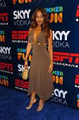 HOLLYWOOD - JULY 11: Melissa Ford at ESPN The Magazine's
