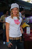 HOLLYWOOD - JULY 11: Hannah Teter at ESPN The Magazine's