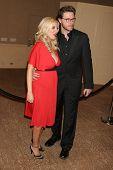 BEVERLY HILLS - NOVEMBER 03: Tori Spelling and Dean McDermott at the
