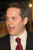 HOLLYWOOD - NOVEMBER 12: Matthew Broderick at the world premiere of