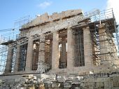 Restoration Athens Temple Renovation