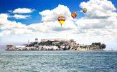 Famous Alcatraz Island In San Francisco