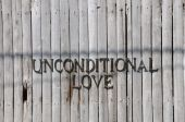 Unconditional Love Sign