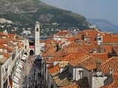 Dubrovnik's Clock Tower