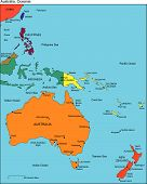 Australia and Oceania and Names