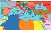 Mediterranean Region, Countries, Names