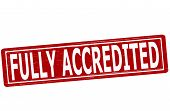 Fully Accredited