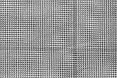 Checkered Fabric Of Gray Color