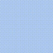 Seamless blue checked texture. Vector art.