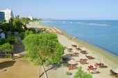 Limassol Beach Neapoli, Cyprus