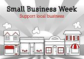 picture of local shop  - National Small Business Week to celebrate American top neighborhood community owners and entrepreneurs - JPG