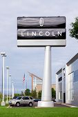 Lincoln Automobile Dealership