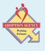 Sign Adoption Agency