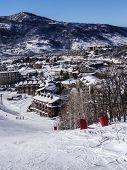 Steamboat Springs Ski Area