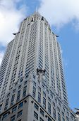 Chrysler building facade