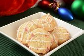 Peppermint Christmas Cookies