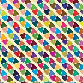 Multicolor abstract bright background with squares. Elements for design.